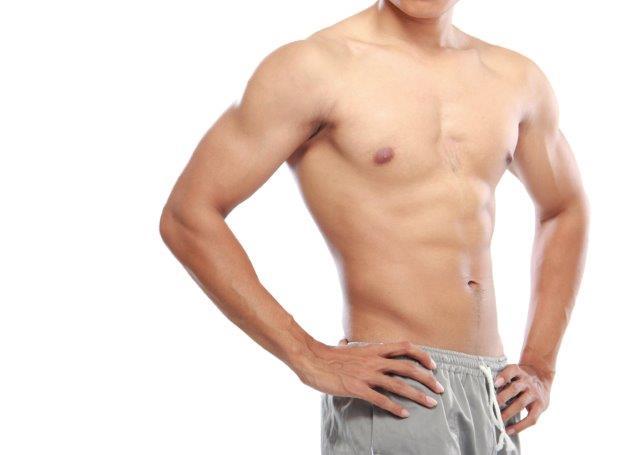 ניתוח לעיצוב קוביות בבטן